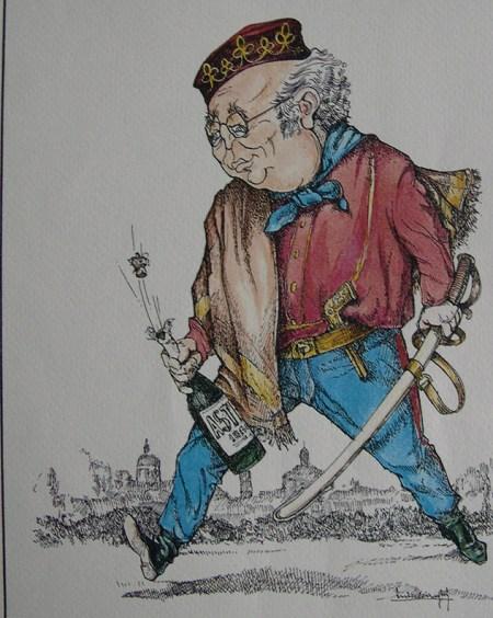 Spadolini novello Garibaldi