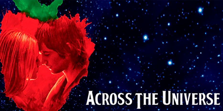 recensione Across the universe