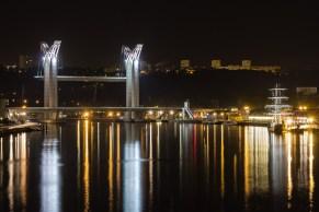 Rouen by Night_