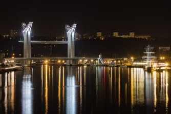 Rouen by Night_