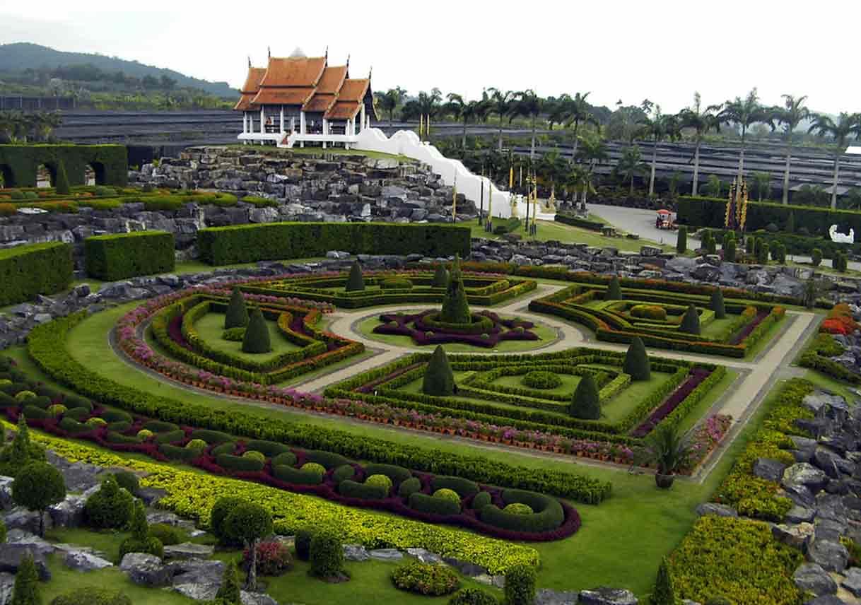 Historia de la jardiner a archivos flores a domicilio for Jardineros a domicilio
