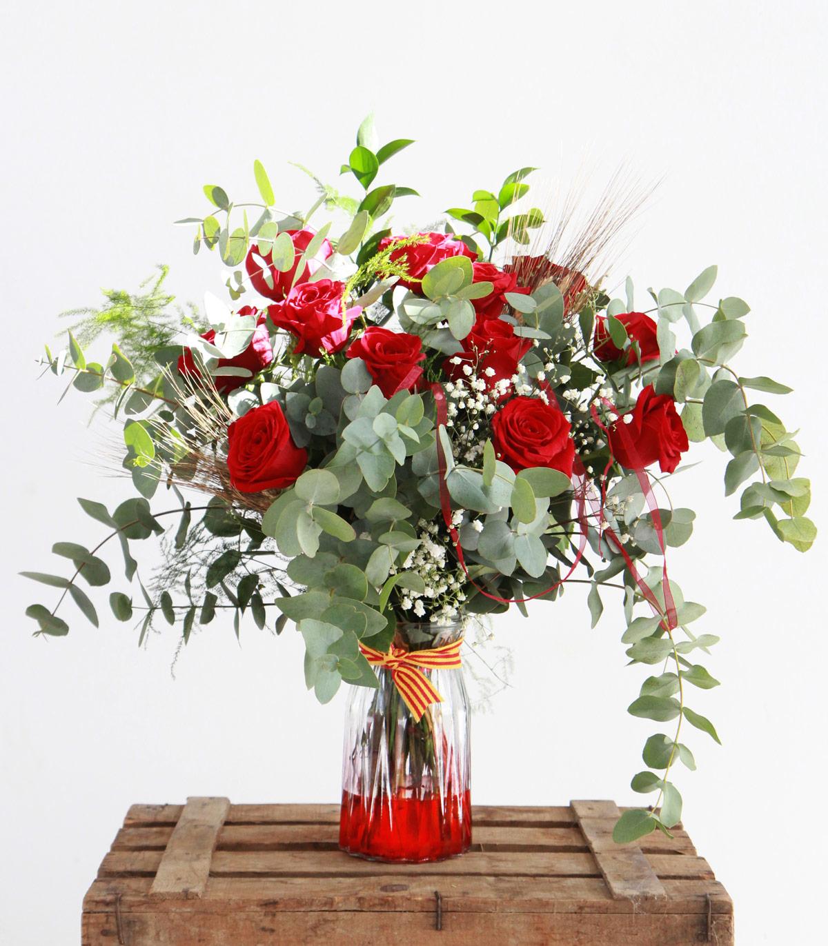 Docena de Rosas de Sant Jordi