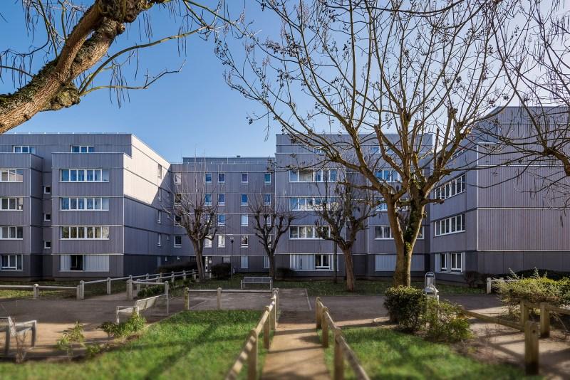 TRAPPES-RENOIR - Réhabilitation de 85 logements sociaux.