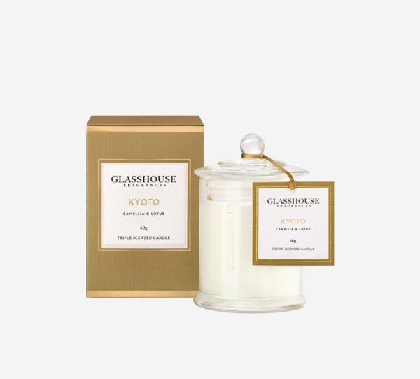 Candles KYOTO – Glasshouse Candle