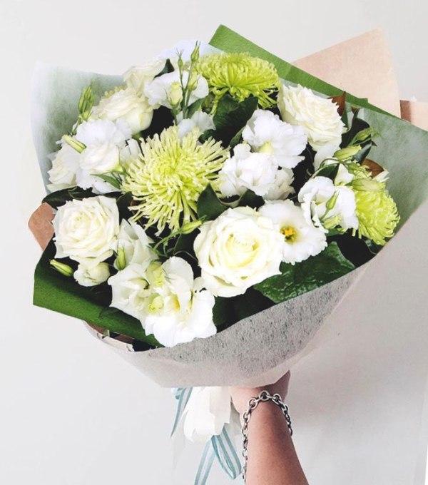 Flowers & Bouquets White Elegance