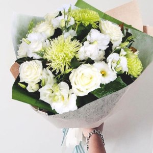 Flowers & Bouquets White Elegance