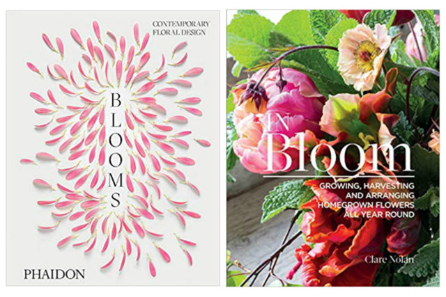 Blooms book and In Bloom book