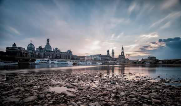 Elbe, Dresden