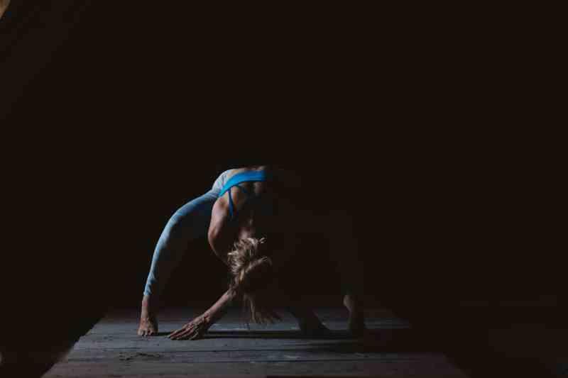 yoga-am-dachboden