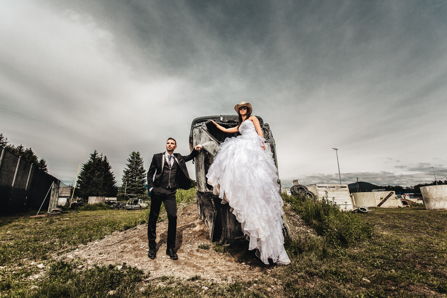 trash the dress-hochzeitsfotograf kaernten