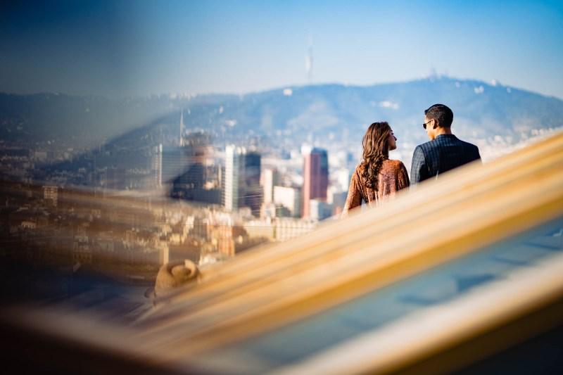 Engagementshooting Barcelona