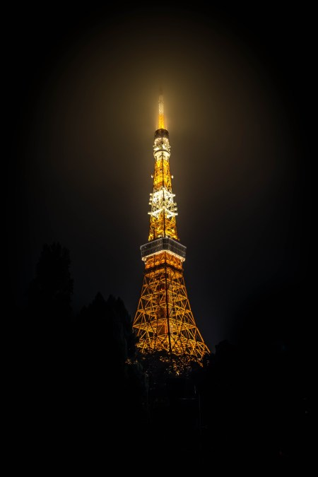 Tokyo Tower 2015