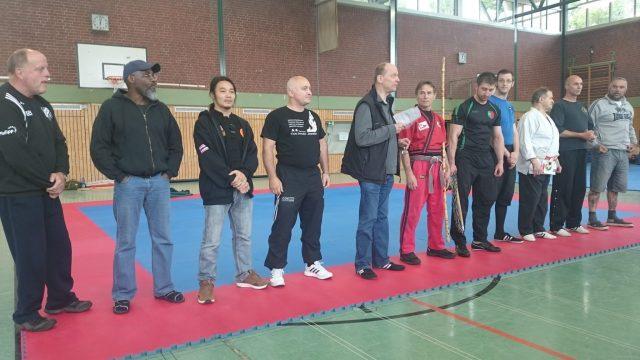 Dortmunder Budolehrgang 2016 - Die Referenten