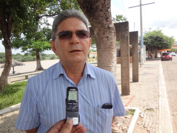 Nelson Júnior, Secretário de Educação.(Imagem:FlorianoNews)