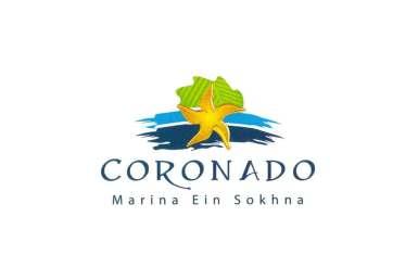لوجو كورونادو مارينا العين السخنة Coronado Marina Ain sokhna