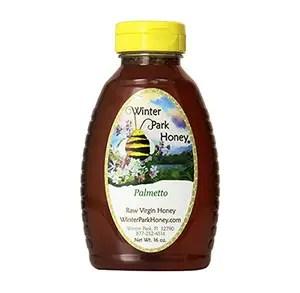 Honey made out of Saw Palmetto Palm Tree (Serenoa repens)