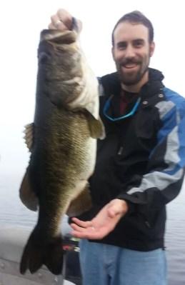 Captain John Big Bass 10.5 on Lake Toho
