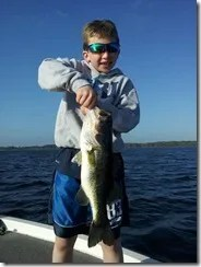 John Piccinich and 8yr old son capt kip 4.23.13 (3)