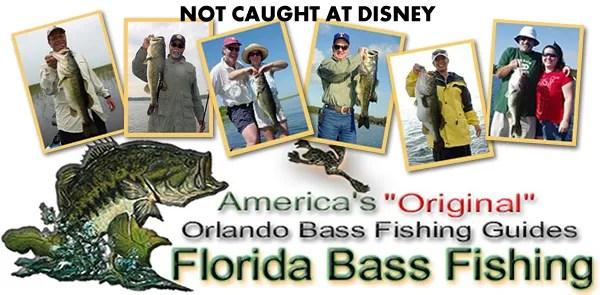 Fishing Disney vs Orlando Fishing