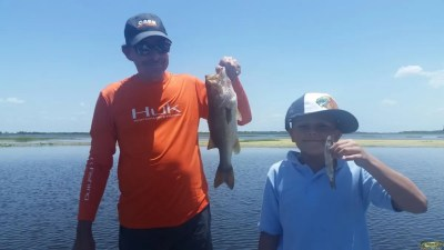 Central Florida bass fishing