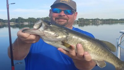 Summer Orlando Fishing Trips