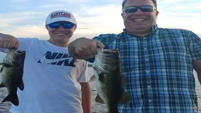Disney Lake Toho Fishing