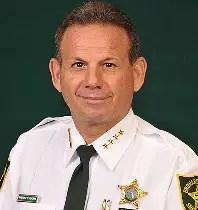 Broward Sheriff Scott Israel