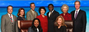 The Broward County Commission