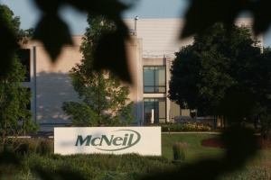 McNeil Consumer Healthcare, maker of Tylenol. Insiders call it The Fort. Photo: J. Kyle Keener for ProPublica