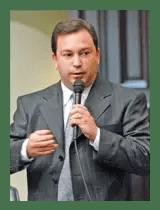 Sen. Jeremy Ring of Parkland