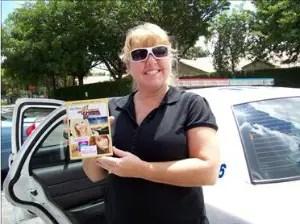 Former Coconut Creek Police Detective Tammy Alois. Photo: Jose Padron