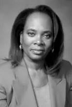 Maria J. Freeman, president of the Sixth Street Plaza