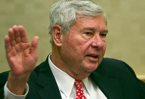 Former Florida Sen. Bob Graham