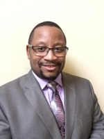 Delmonte Jefferson, executive director of the National African American Tobacco Prevention Network