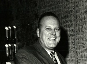 """T.A. """"Tal"""" Buchanan, Miami-Dade County's last sheriff. Voters abolished the sheriff's office after his indictment on corruption charges in 1966."""
