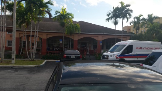 Franco Nursing Home and Rehabilitation Center in Miami Shores was cited in 2015 for failing to provide residents with medical and dental services and storing food in unsanitary conditions. Photo: Francisco Alvarado
