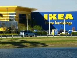 Ikea store in Sunrise