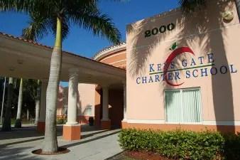 Keys Gate Charter School in Homestead. Photo: Wikimedia Commons