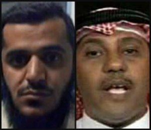 headshots of 9/11 suspects al thumairy and al bayoumi