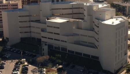 Broward's jail healthcare provider charged with doctoring patient