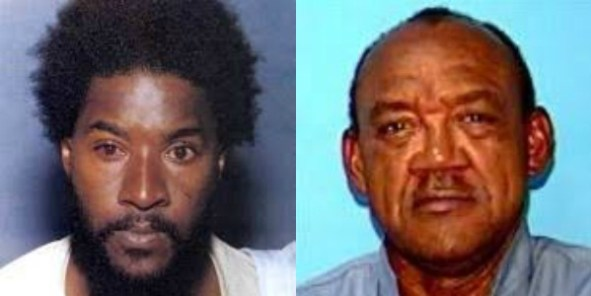 headshots of two black men, jerry frank townsend and eddie lee mosley