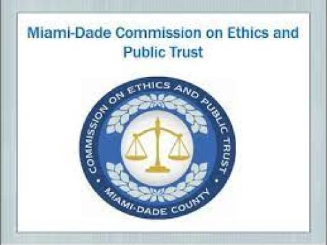 miami-dade commission on ethics