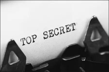 state secrets