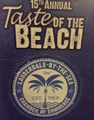Lauderdale By The Sea Taste Of the Beach