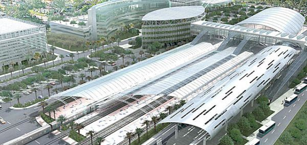 Miami Intermodal Center: Construction materials contractor ...