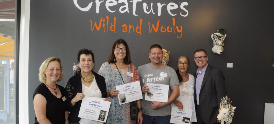 Creatures: Wild and Wooly