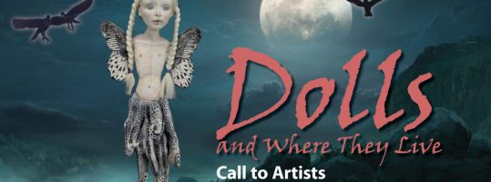 Call to artists Dolls and Where They Live Deadline Extended
