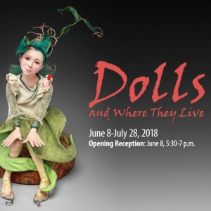 Dolls and Where They Live
