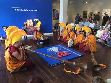 Tibetan-Monks-At-Florida-CraftArt-3317