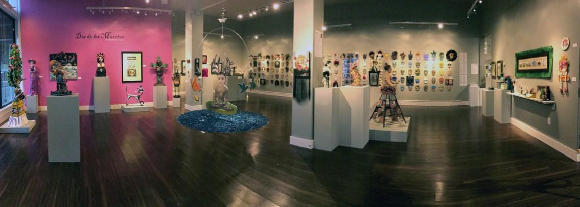 Florida-CraftArt-Dia-de-los-muertos-exhibition--2